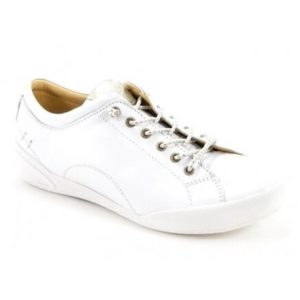 Safe Step-Ανατομικά Αθλητικά Δερμάτινα-18403-WHITE GOLD