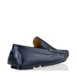 Ego Shoes-Ανδρικά casual Μοκασίνια-G99-07971-38-ΜΠΛΕ