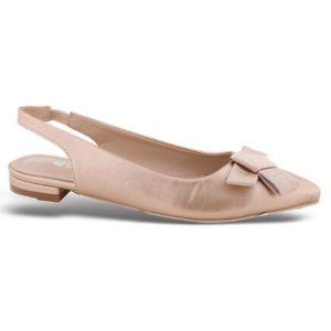 Zak Shoes-ΓΥΝΑΙΚΕΙΑ ΜΠΑΛΑΡΙΝΑ-37/072-ΧΑΛΚΙΝΟ