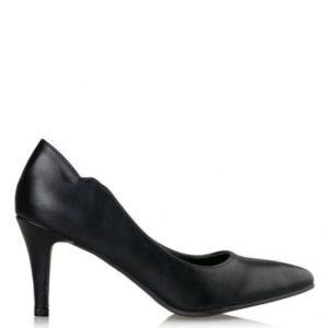 Smart Shoes-Γόβες-S31-08121-34-ΜΑΥΡΟ