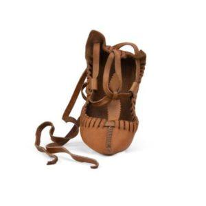 Δερμάτινα Μυτερά Γουρουνοτσάρουχα Dalis Leather Model 111590