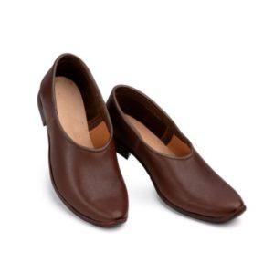 Δερμάτινα Μυτερά Παπούτσια Dalis Leather Model 111580
