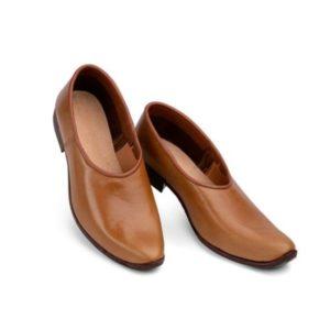 Δερμάτινα Μυτερά Παπούτσια Dalis Leather Model 111582