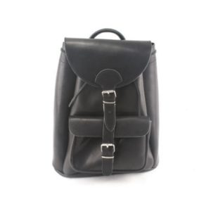 Δερμάτινα Σακίδια Πλάτης Model 403 Μαύρο, Δέρμα Ά Ποιότητα