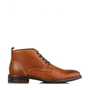 Ego Shoes-Δερμάτινα Casual Μποτάκια Ανδρικά-G99-12882-26-ΚΑΜΕΛ