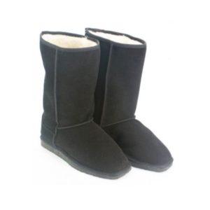 Δερμάτινες Μπότες Καστοριάς   Μαύρο