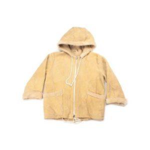 Δερμάτινο Μπουφάν Παιδικό Μπεζ, Κωδ. 06PMB (παιδιά ηλικίας έως 6 ετών)