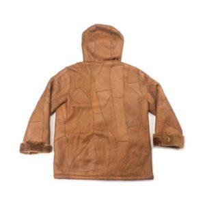 Dalis Leather-Δερμάτινο Μπουφάν Παιδικό-1014PMBRL-ΚΑΦΕ ΑΝΟΙΚΤΟ (παιδιά ηλικίας 10 - 14 ετών)