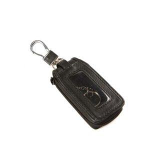 Δερμάτινο Μπρελόκ - Κλειδοθήκη Model 1310 Μαύρο