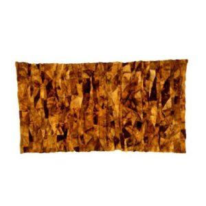 Δερμάτινο Χαλί-Ριχτάρι Muton (Shipskin) από  Γνήσιο Δέρμα και Φυσική Γούνα 100% 130cm x 250cm  Κωδ. 111566