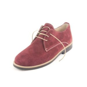 Καστόρινα Παπούτσια Ανδρικά, Κούρος, Model 170, Χρώμα Μπορντό