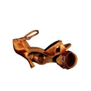 Dance Experts-Παπούτσια Χορού-P-501-ΜΠΡΟΝΖΕ
