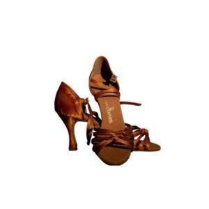 Dance Experts-Παπούτσια Χορού-P-503-ΜΠΡΟΝΖΕ