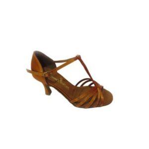 Dance Experts-Παπούτσια Χορού-P-504-ΜΠΡΟΝΖΕ