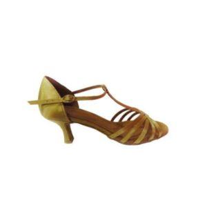Dance Experts-Παπούτσια Χορού-T-201-ΧΡΥΣΟ