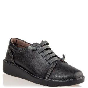 Miss NV-Casual Shoes-V63-12212-34-ΜΑΥΡΟ