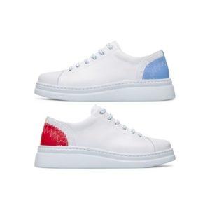 Camper-Sneakers Twins-K201229-001-ΛΕΥΚΟ