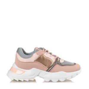 Mairiboo for Envie-In Bloom Chunky Sneakers-M42-13833-49-ΡΟΖ