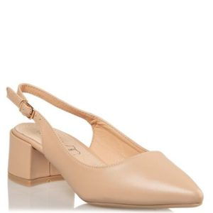 POINTY PUMPS S31-11214-90 NUDE