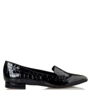 ENVIE-Shiny Loafers-E02-12006-34-ΜΑΥΡΟ
