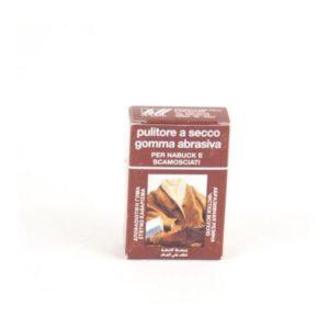 Wilbra Στεγνό Καθαριστικό Αποξεστικό Καουτσούκ (Γόμα) για Καστόρινα Δερμάτινα Κάθε Είδους (Dry Cleaner Abrasive Rubber)