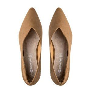 Zak Shoes-Μπαλαρίνα-SD37008-ΜΠΕΖ