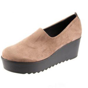 Zak Shoes-Loafer-GK6ΠΟΥΡΟ ΚΑΣΤΟΡΙ