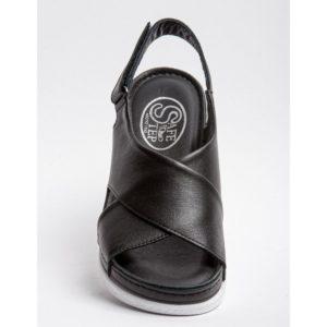 Γυναικεία σανδάλια SafeStep-900-black-Μαύρο