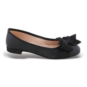 Zak Shoes-Γυναικείες Μπαλαρίνες-KS22B-ΜΑΥΡΟ
