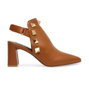 STEVE MADDEN-LOTTA Rivets Boots-sm11001655-03001-247-ΚΑΦΕ
